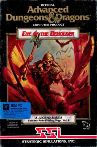 Box shot Eye of the Beholder 1
